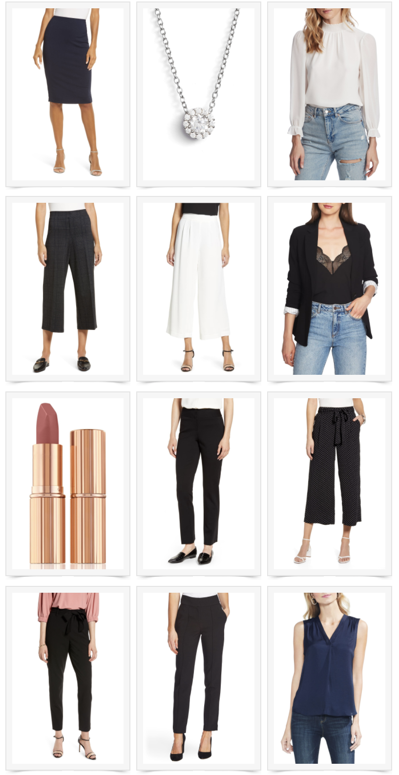 Fresh Picks on Clinical Attire from the Nordstrom Anniversary Sale!!!