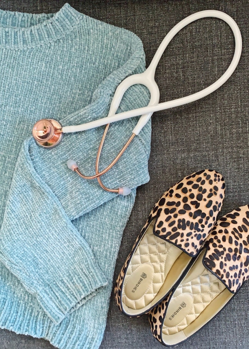 Clinical Outfits: Sweater Weather!