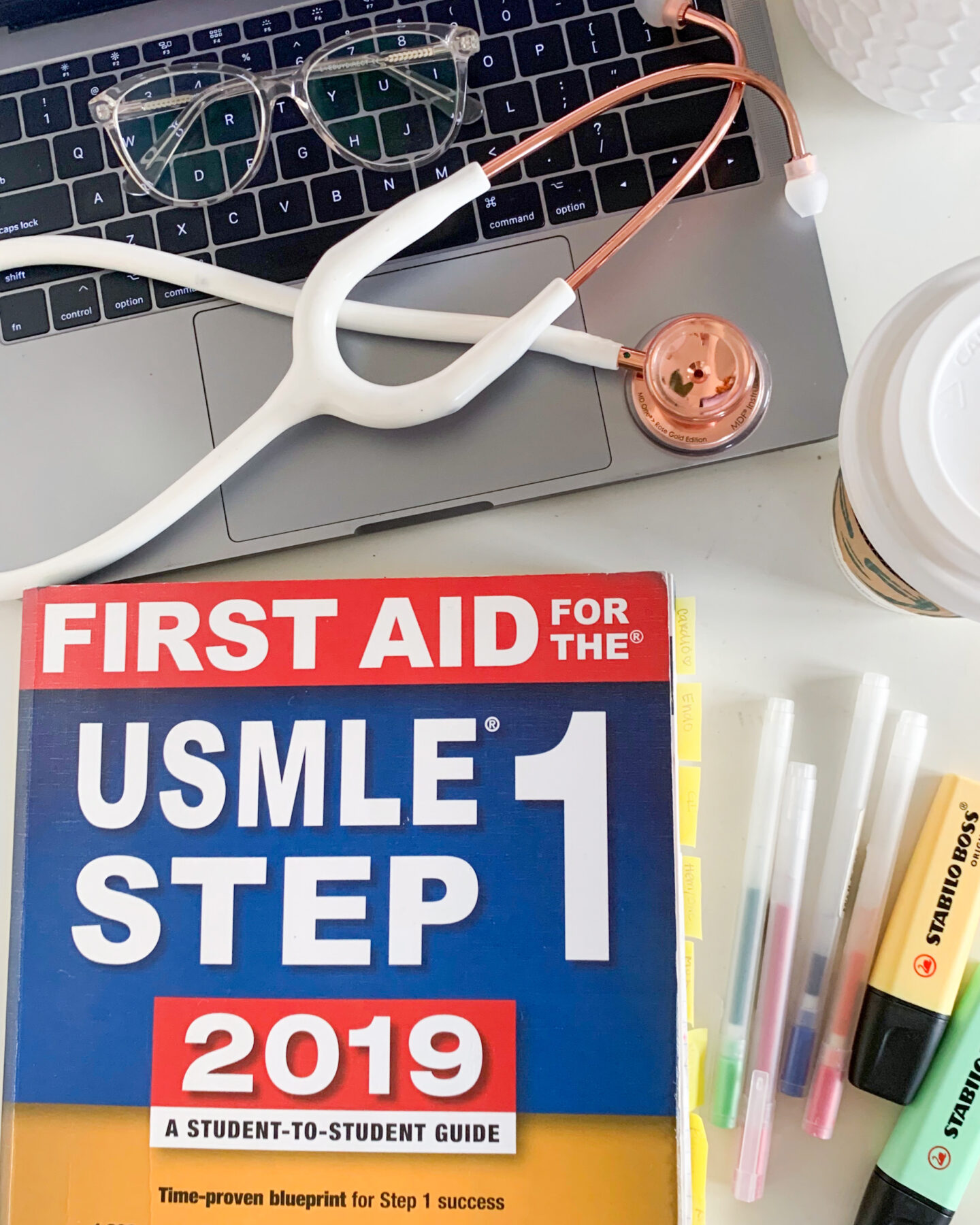 How to Annotate USMLE Step 1 First Aid